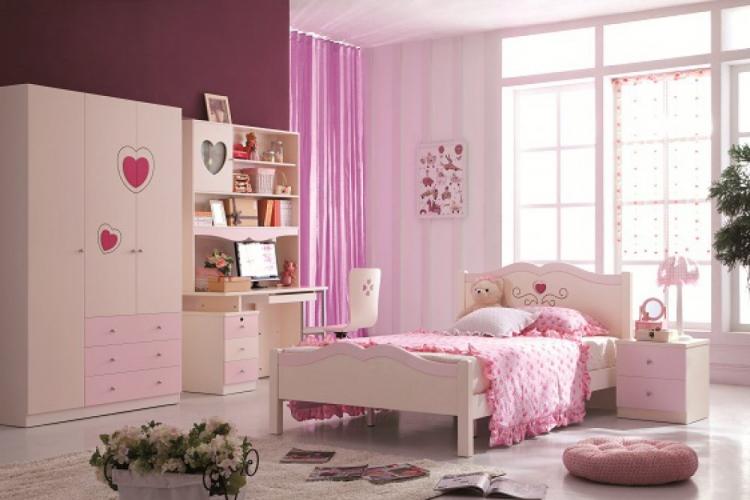 Мебель в спальню для девочки Амадея. Эксклюзивное предложение среди