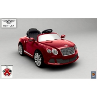 Электромобиль Bentley  Continental GTC .R.Toys