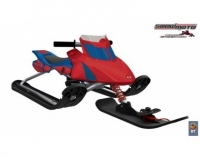 37015 Снегокат Snow Moto Ultimate Spiderman